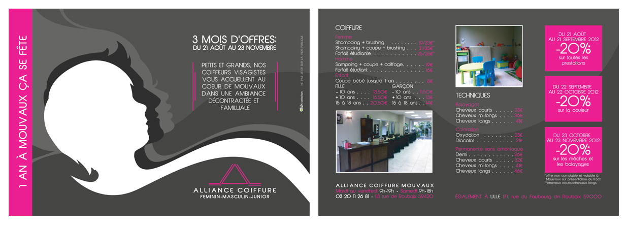 Extrêmement flyer | Click-creation ST74
