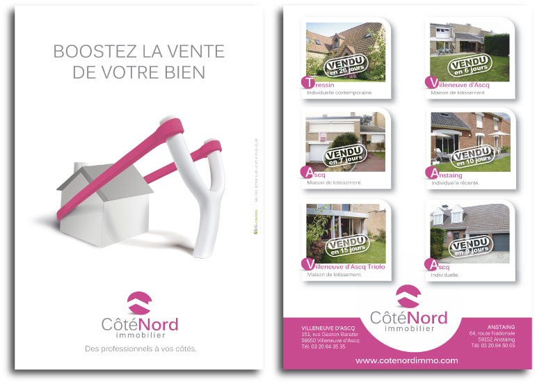Flyer click creation - Vente immobiliere de l etat ...